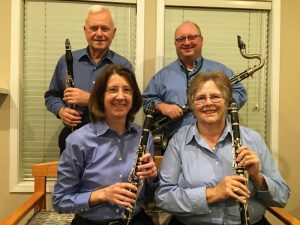 The Millennium Clarinets