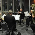 Millennium Brass pre-concert music